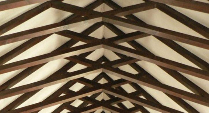Elementy więźby dachowej