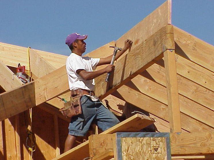Konstrukcja więźby dachowej