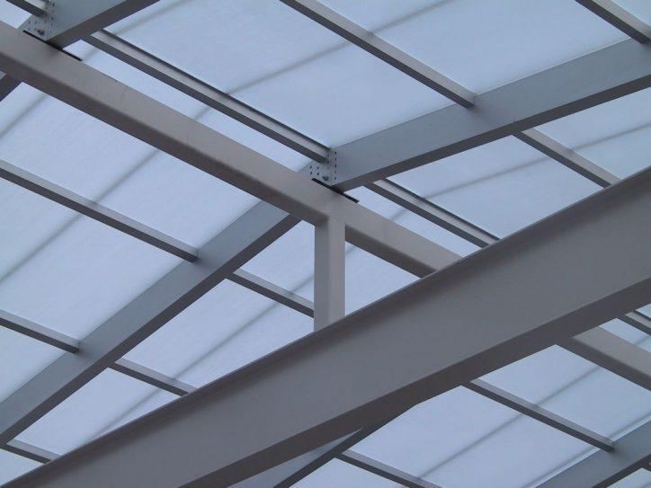 Więźba dachowa stalowa