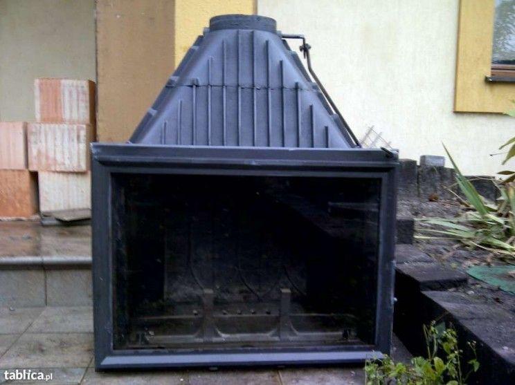 Używane wkłady kominkowe