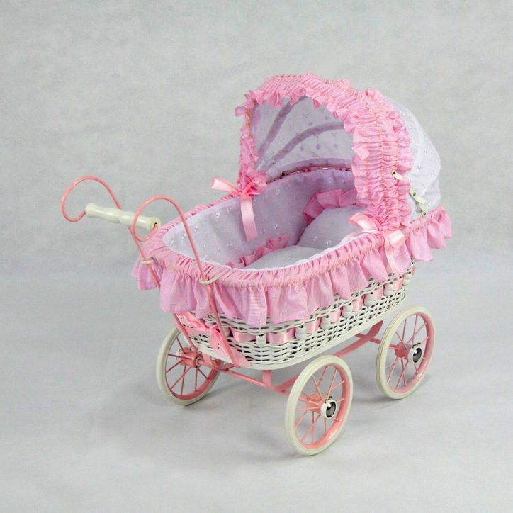 Wózki dla lalek
