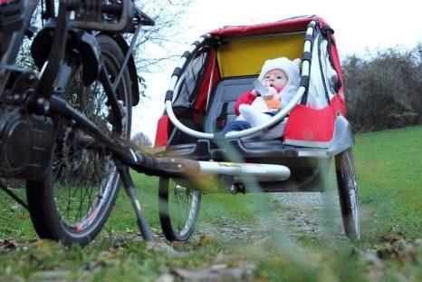 Wózek do roweru