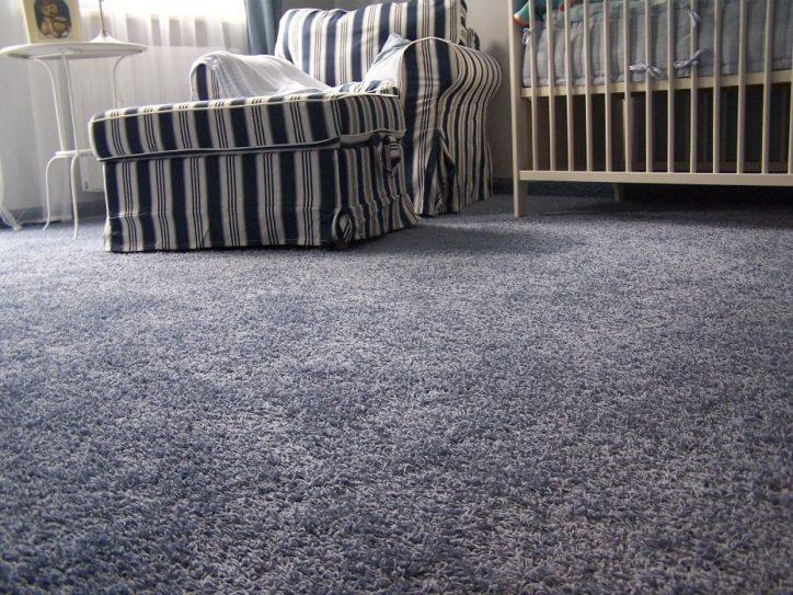 Wykładzina dywanowa w domu