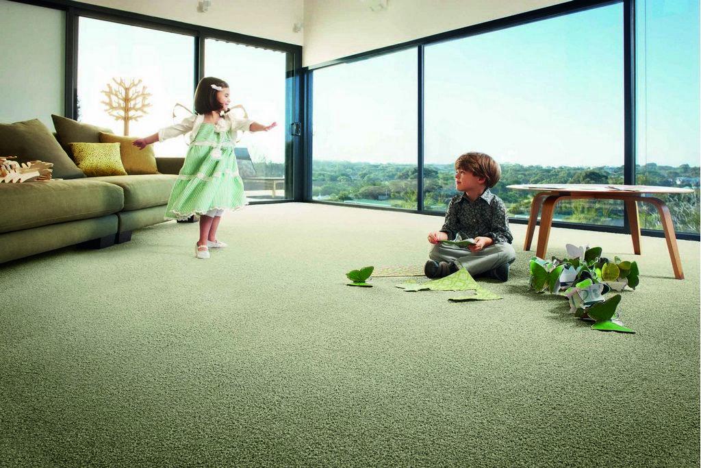 Wykładziny dywanowe dla dzieci