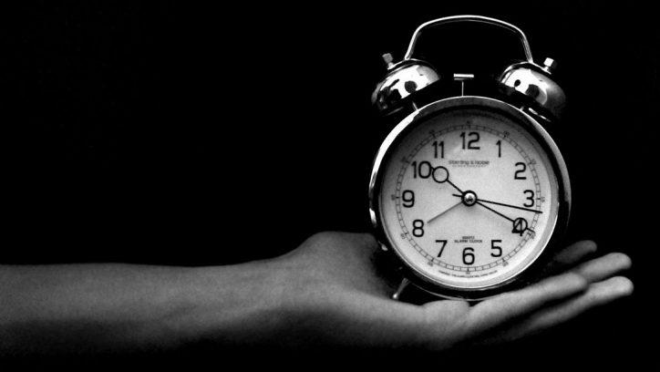 Zegar budzik